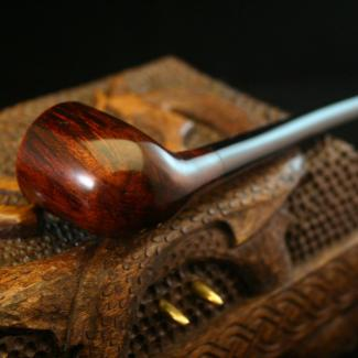 Billiard Churchwarden Tobacco Pipe
