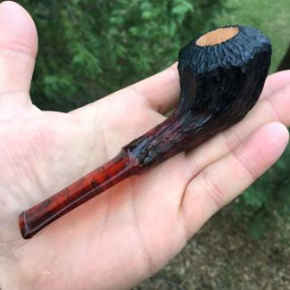 Mt. Diablo Freehand Tobacco Pipe