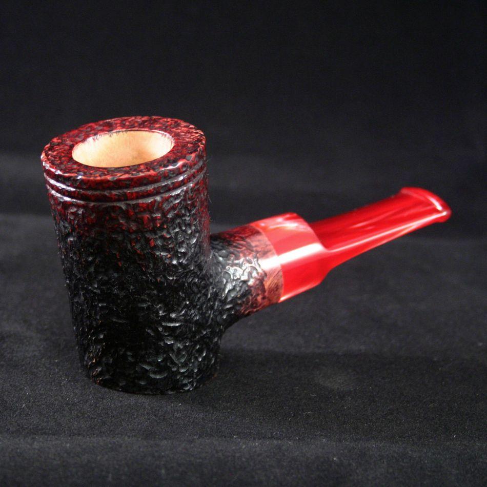 Poker Style Handmade Briar Tobacco Pipe