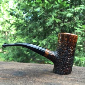 Mount Muir Poker Style Tobacco Pipe