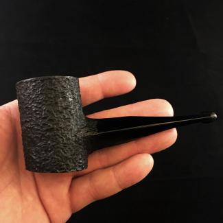 Black Diamond Poker Tobacco Pipe