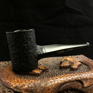 Black Diamond Poker Tobacco Pipe