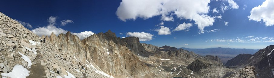 Mt. Whitney Panorama