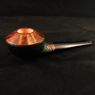 Squat Rhodesian Tobacco Pipe