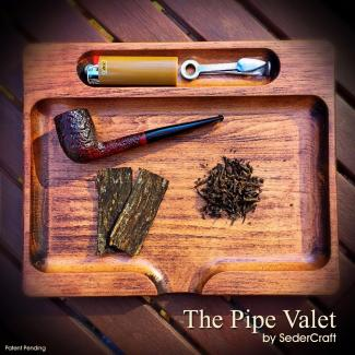 The Pipe Valet by SederCraft