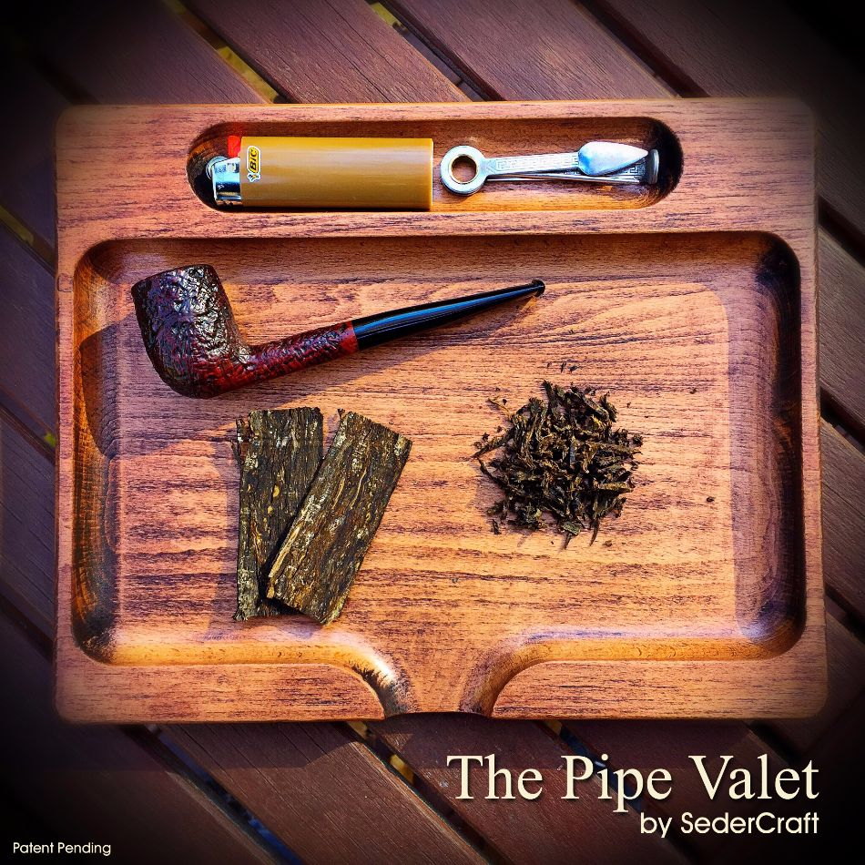 Introducing The Pipe Valet Sedercraft Tobacco Pipes