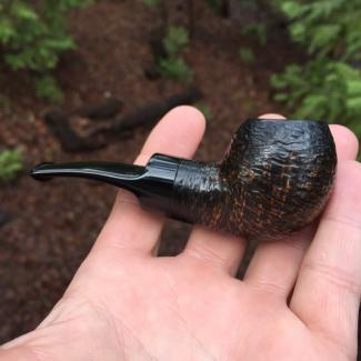 Sierra Pug Tobacco Pipe