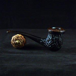 Black Dublin Tobacco Pipe