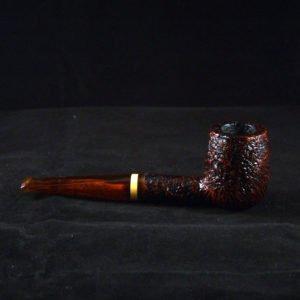 Brebbia Billiard Tobacco Pipe