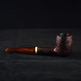 Brebbia Billiard Tobacco Pipe