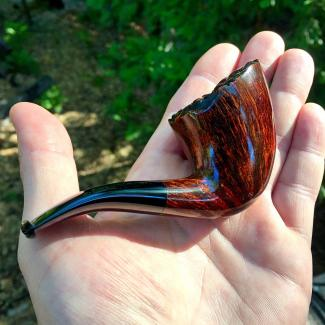 Smooth Freehand Pipe