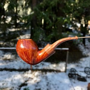 JMT Freehand Tobacco Pipe by Kraig Sederquist