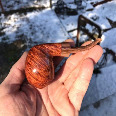 JMT Freehand Tobacco Pipe by Kraig Sederquist