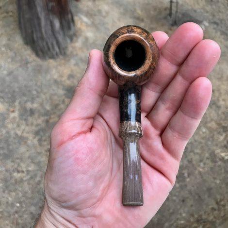 Danish Rubicon Tobacco Pipe by Kraig Sederquist